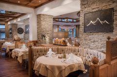 Speißesaal Kulinarium im Hotel Alpina Kössen