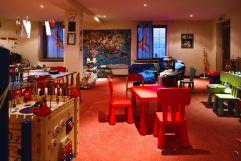 Spielmöglichkeiten für Kinder im kids club (c) Dominik Zimmermann (Hotel Zürserhof)