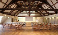 Stadtsaal-Klassenzimmer im Althof Retz