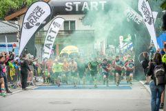 Start beim Predator Race (c)Wildkogel - Arena Neukirchen & Bramberg
