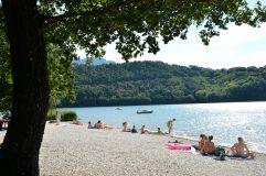 Strandurlaub am  Lago di Levico (c) Daniele Mosna (TVB Valsugana Lagorai)