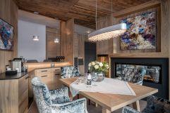 Stube in Penthouse Suite (c) Alexander Maria Lohmann (Alpen-Wellness Resort Hochfirst)
