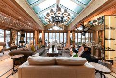 Stylischer Lobbybereich (c) David Innerhofer (Wanderhotel Gassner)