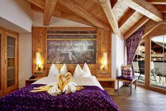 Suite Deluxe Edelweiss (Biohotel Castello Königsleiten)