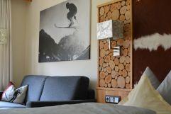 Superior Doppelzimmer mit Bergblick (c) Aileen Melucci (Wellnesshotel Walserhof - Kleinwalsertal Hotels)