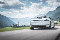 Tagesausflug in die Berge mit dem Porsche (c) Manuel Kottersteger (Wellnessresort Amonti & Lunaris)