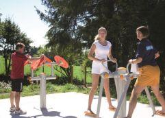 Teambuilding-Park (Sport- und Wellnesshotel Angerhof)