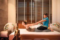 Thai-Behandlung im Spa (c) Bernhard-Bergmann (Hotel Larimar)