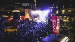 Tolle Live-Acts beim Club of Newchurch (Wildkogel Arena)