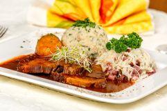 Traditionelle Küche im Rupertihof genießen (Ruperti Hotels)