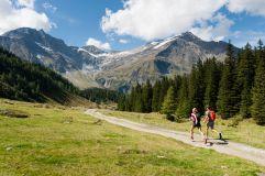 Trailrunning in der Natur (c) Lukas Pilz (TVB Rauris)