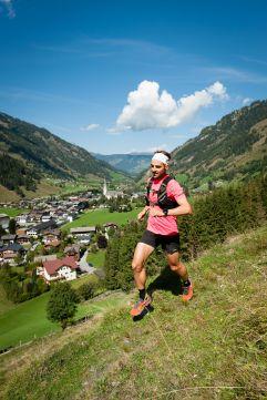Traumhafte Natur beim Trailrunning genießen (c) Lukas Pilz (TVB Raurisertal)