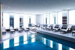 Traumhafte Poollandschaft im Family SPA (c) Dominik Zimmermann (Hotel Zürserhof)