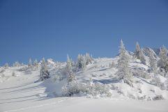 Traumhafte Winterlandschaft (VALLUGA Hotel)