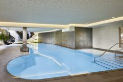 Traumhafter Indoor-Swimmingpool (c) Michael Huber (Hotel Post am See)