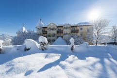 Traumwetter im Winter am Peternhof (Hotel Peternhof)