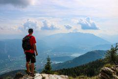 Trekking auf dem Berg Panarotta (c) Marta Micheli (TVB Valsugana Lagorai)