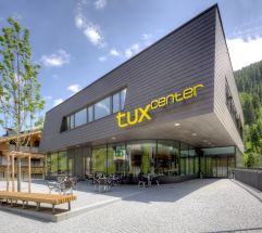 TUXcenter im Urlaubsgebiet Tux Finkenberg (c) Günther Wett