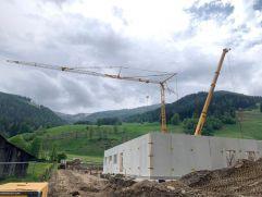 Überblick über den Fortschritt im Mai (COOEE alpin hotel Bad Kleinkirchheim)