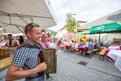 Unterhaltungsprogramm beim Olanger Standlschmaus (c) Oskar Zingerle (Olang)