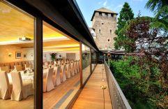 Veranstaltungsraum im Schloss Hotel Korb