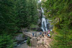 wandern zum Wasserfall (c) Rene Gruber (Tourismusverein Klausen)