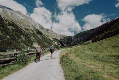 Wanderurlaub in den schönsten Wandergebieten der Alpen (Wanderhotel Vinschgerhof)