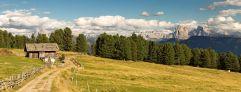 Wanderweg im Sommer - (c) Wolfgang Gafriller (Tourismusverein Klausen)