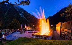 Wasserfestspiele im Festspielpark (Tourismusverband Krimml)