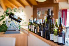 Weinbar des neuen Wirtshauses - (c)Karin Bergmann (Ratscher Landhaus)