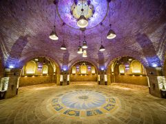 Weinkapelle im Bock Hotel Ermitage