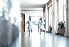 Wellness-Spaß für die Kleinen (c) Daniela Jakob (Alpenrose - Familux Resort)