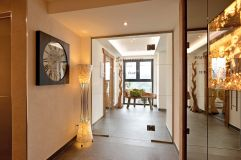 Wellness Eingangsbereich (Hotel Waldfriede)