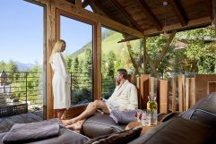 Wellness Relax Sky Lounge (c) Michael Huber (Hotel Quelle Nature Spa Resort)