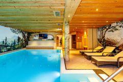 Wellnessbereich zum Entspannen (Hotel Rupertihof)