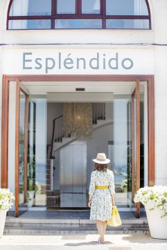 Willkommen im Hotel Espléndido (c) Johanna Gunnberg (Hotel Espléndido)