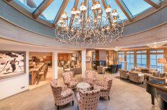 Wintergarten des Hotels Hochfirst (c) Alexander Maria Lohmann