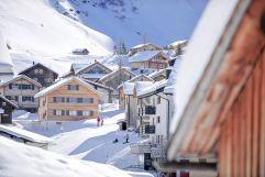 Winterliche Stimmung in Gorfion (c) Liechtenstein Marketing (Hotel Gorfion Familotel)