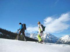 Wintersport beim WohlfühlHotel Schiestl