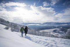 Winterwanderung am Millstättersee (c) Gert Perauer (Kollers)