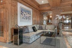 Wohlfühlbereich der Lobby im Hotel Hochfirst (c) Alexander Maria Lohmann