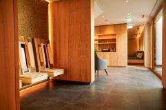 Wohltuender Wellnessbereich im Hotel MorgenZeit (c) Youngmedia