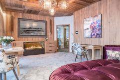 Wohnbereich Sky Suite (c) Alexander Maria Lohmann (Alpen-Wellness Resort Hochfirst)