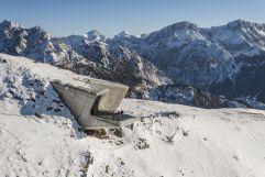 Wundervolle Aussicht auf der Plattform (c) IDM Südtirol - Harald Wisthaler (Olang)