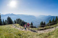 Wundervolle Aussicht (c) TV Dorf Tirol (Hotel Golserhof)