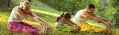 Yoga für die ganze Familie (IMPULS HOTEL TIROL)