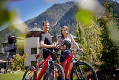 Zeit für eine Fahrradtour (c) Michael Huber (Fontis eco farm & suites)