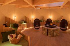 Zeit zum Entspannen in der Ruhe- und Relaxoase (Alpin Panorama Hotel Hubertus)