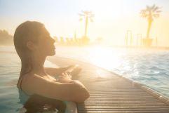Zeit zum Entspannen in der Thermen- und Saunawelt im Hotel Larimar (Hotel Larimar)
