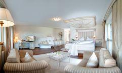 Zimmer im Hotel Alpina